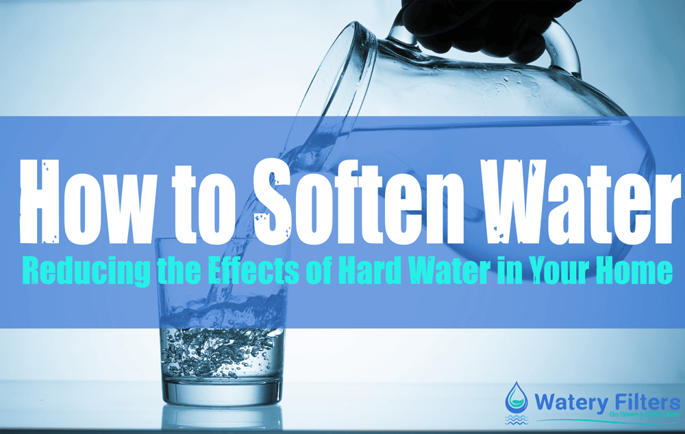 How to Soften Water