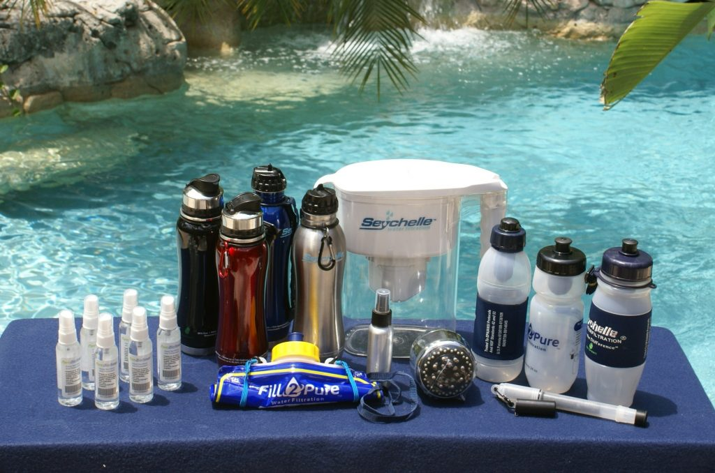 Seychelle Water Filter Reviews